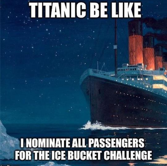 Ice Bucket Challange Петко Иванов
