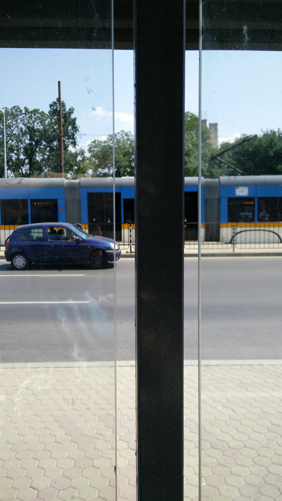 Стъкло на спирка