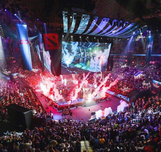 esports - Dota International 2019
