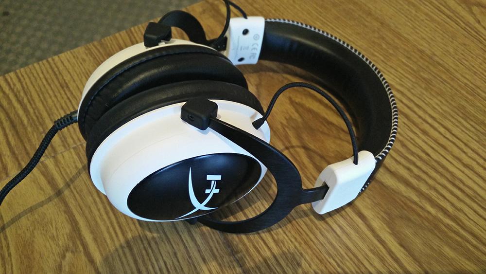 Геймърски слушалки HyperX Cloud