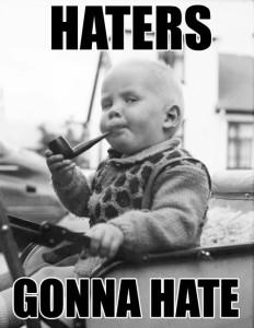 haters gonna hate Петко Иванова
