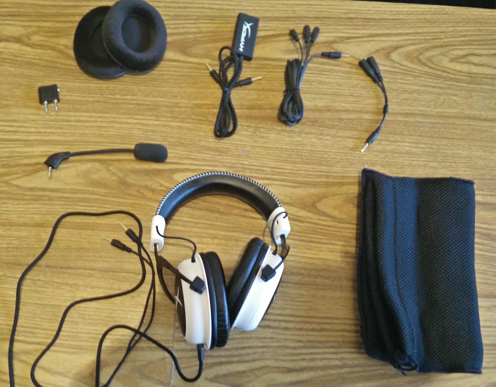 Геймърски слушалки аксесоари